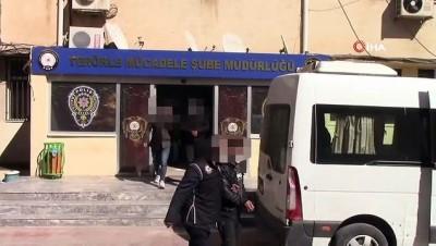 Bombalı eylem hazırlığında olan terörist yakalandı