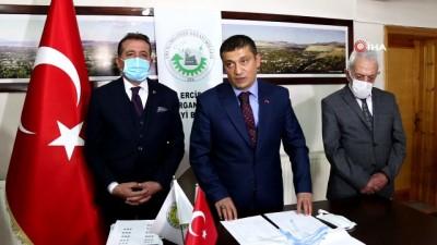 2008 yili -  Erciş OSB'nin yer tahsisi için kura çekimi yapıldı