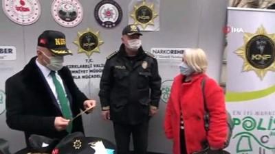Kırklareli'nde 'En İyi Narkotik Polisi: Anne' projesi tanıtıldı