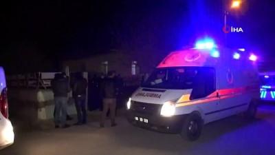 yasli cift -  Aksaray'da yaşlı çift kafalarından vurulmuş halde evlerinde ölü bulundu