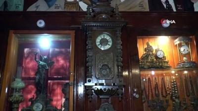 saraylar -  Zamanın tanıkları antika salonlarını süslüyor