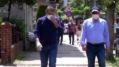 Amasra'da artan ishal vakaları üzerine suların kaynatılarak içilmesi uyarısı yapıldı
