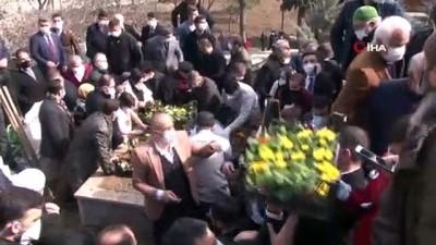 kabristan -  İçişleri Bakanı Soylu'nun vefat eden annesi, aile kabristanında defnedildi