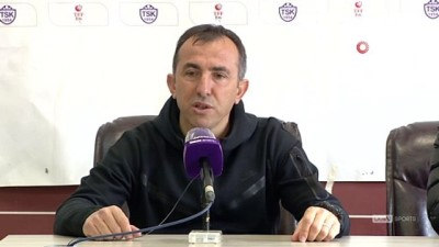 Recep Uçar: 'Kalan 8 maçta 24 puana talibiz'