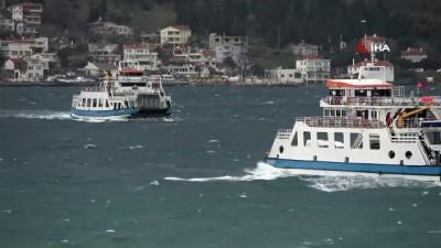 - Çanakkale'de ada seferlerine fırtına engeli