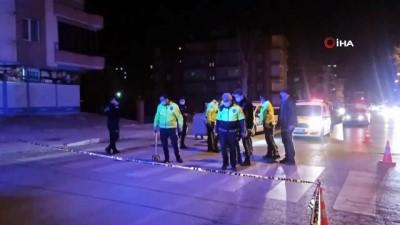 """arac plakasi -  Çorum'da kazadan sonra kaçan sürücüden şok ifade: """"Yayalar bana çarpmış olabilir"""""""