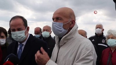 Edirne'de çevrecilerden 'kurşun tesisi' tepkisi