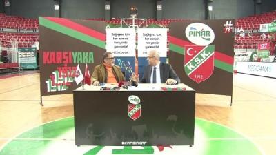 imza toreni - Karşıyaka Spor Kulübü'ne yeni sponsor