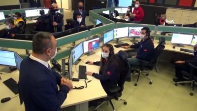 Kilis'te 112'ye gelen çağrıların yüzde 78'i asılsız