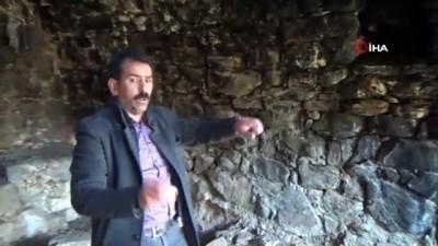 - Siirt'te köylüler, 250 yıllık hamamın koruma altına alınmasını istiyor