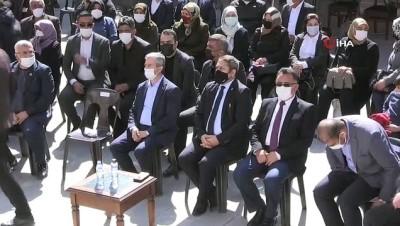 mutant -  - TBMM İdare Amiri Ali Şahin, Mecidiye Han'da gençlerle buluştu