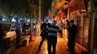 - İran'da Suri kutlamalarında 6 ölü, 443 yaralı
