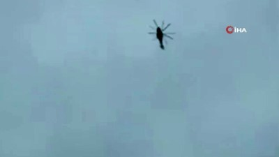 askeri helikopter -  - Rus helikopteri Ukrayna hava sahasını ihlal etti