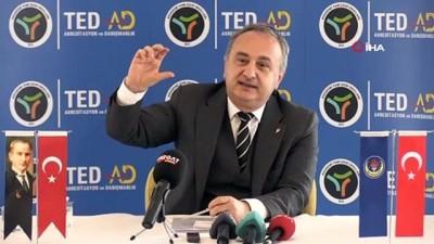 Türk Eğitim Derneği Genel Başkanı Pehlivanoğlu, Yozgat'ta