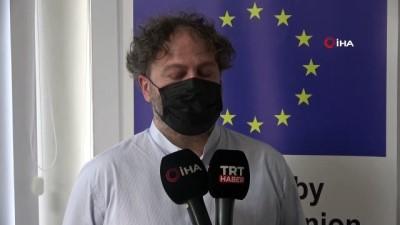 katliam -  DDD Başkanı Bilgin: 'Suriye'deki insanlar için elimizden geleni yapma mecburiyetindeyiz'