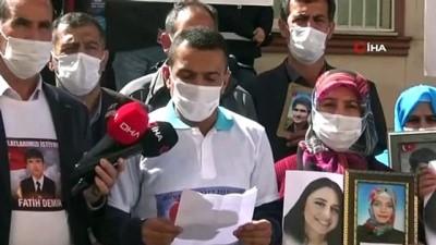 ermeni -  Evlat nöbetindeki ailelerden Almanya'da eylem yapan Maide Türemiş'e destek