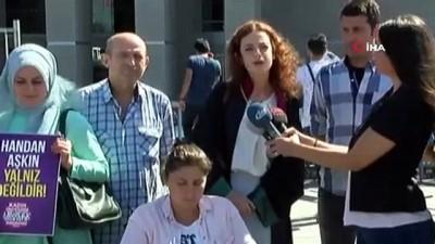 sanik avukati -  Handan Aşkın'ın eşi tarafından vurulmasına ilişkin dava yeniden görüldü