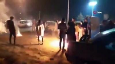- İran'da Çarşamba Suri kutlamalarında 9 ölü, bin 894 yaralı