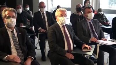 imza toreni -  Nilüfer Belediyesi'nden afet protokolü