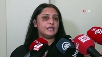 """kadin cinayetleri -  Samsun'da eski eşinin darp ettiği kadın konuştu: """"En ağır şekilde cezalandırılmasını istiyorum"""""""