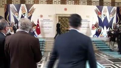 bakis acisi -  TBMM Başkanı Mustafa Şentop, TBMM Şeref Holü'nde açılan 'Sıtkı' isimli sergiye katıldı