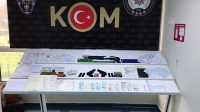 tefecilik - Adana merkezli 2 ildeki 'tefeci' operasyonunda 32 milyon liralık çek ve senet ele geçirildi