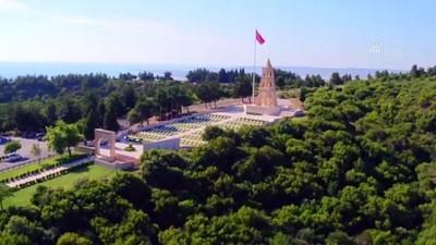 AFYONKARAHİSAR - Balkan Savaşları'na giden askerlerin kullandığı yol ile çeşmenin belgeselini hazırladılar