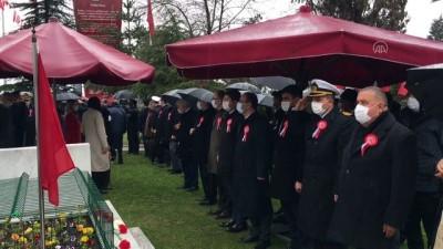 BARTIN - 18 Mart Şehitleri Anma Günü ve Çanakkale Deniz Zaferi'nin 106. yıl dönümü dolayısıyla tören düzenlendi
