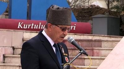 BİLECİK - 18 Mart Şehitleri Anma Günü ve Çanakkale Deniz Zaferi'nin 106. yıl dönümü