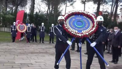 Çanakkale Zaferi'nin 106'ncı yılı için tören düzenlendi