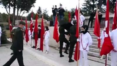 ÇORUM - 18 Mart Şehitleri Anma Günü ve Çanakkale Deniz Zaferi'nin 106. yıl dönümü