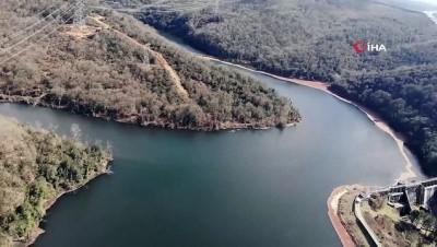 beykoy -  İstanbul'da barajların doluluk oranı yüzde 63'e ulaştı
