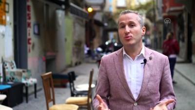 İSTANBUL - İstanbul aşığı Fransız öğretmen, animasyon filmiyle Türkiye'yi tanıtmayı amaçlıyor