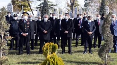 KARAMAN - 18 Mart Şehitleri Anma Günü ve Çanakkale Deniz Zaferi'nin 106. yıl dönümü
