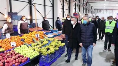 KIRKLARELİ - 'Yüksek riskli' illerden Kırklareli'nde Vali Bilgin'den 'Yaşantınızı Kovid-19'a göre planlayın' uyarısı