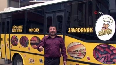 """""""Köfteyi ye eve git yatır ol""""...'Zavadanak' repliği ile tanınan Bekir Varol, ocak başına geçiyor"""