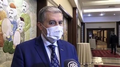 MANİSA - MÜSİAD Genel Başkanı Kaan'dan Türkiye'nin büyümesinde 'Cumhurbaşkanlığı Hükümet Sistemi' vurgusu