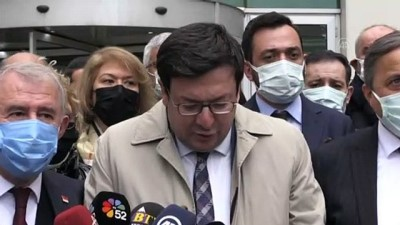 ORDU - CHP Genel Başkan Yardımcısı Erkek, İmamoğlu hakkındaki mahkeme kararını değerlendirdi