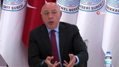 otomasyon -  PÜİS Genel Başkanı Okumuş'tan taban fiyat açıklaması