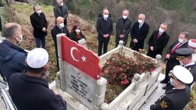 RİZE - 18 Mart Şehitleri Anma Günü ve Çanakkale Deniz Zaferi'nin 106. yıldönümü