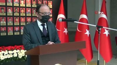 Şehit Furkan Yılmaz'ın ailesine Övünç Madalyası ve Beratı takdim edildi