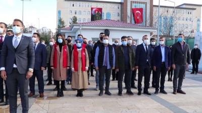 SİİRT - 18 Mart Şehitleri Anma Günü ve Çanakkale Deniz Zaferi'nin 106. yıl dönümü
