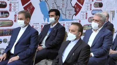 cumhurbaskanligi - TAHRAN - Ruhani, yaptırımların kaldırılmasının seçim gündemiyle gölgelenmesinden şikayet etti