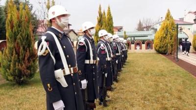 UŞAK - 18 Mart Şehitleri Anma Günü ve Çanakkale Deniz Zaferi'nin 106. yıl dönümü