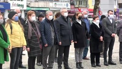 Uşak CHP, Çanakkale şehitleri için lokma döktürdü
