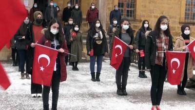 Yozgat Lisesi'nin Çanakkale şehidi öğrencileri anıldı