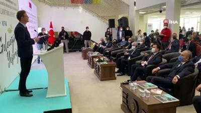 guvenli bolge - AB Türkiye Delegasyonu fidan dikti