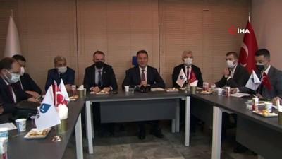 bakis acisi -  Deva Partisi Genel Başkanı Babacan: 'Siyasi partilerin kapatılmasına karşıyız'