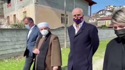 İŞKODRA - Arnavutluk Başbakanı Rama, Türkiye'nin desteğiyle onarılacak Kurşunlu Camisi'ni ziyaret etti