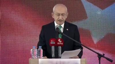 yurttas - TEKİRDAĞ - CHP Genel Başkanı Kılıçdaroğlu, 'Balkan Ülkeleri Yerel Yönetimler İşbirliği Çalıştayı'nda konuştu